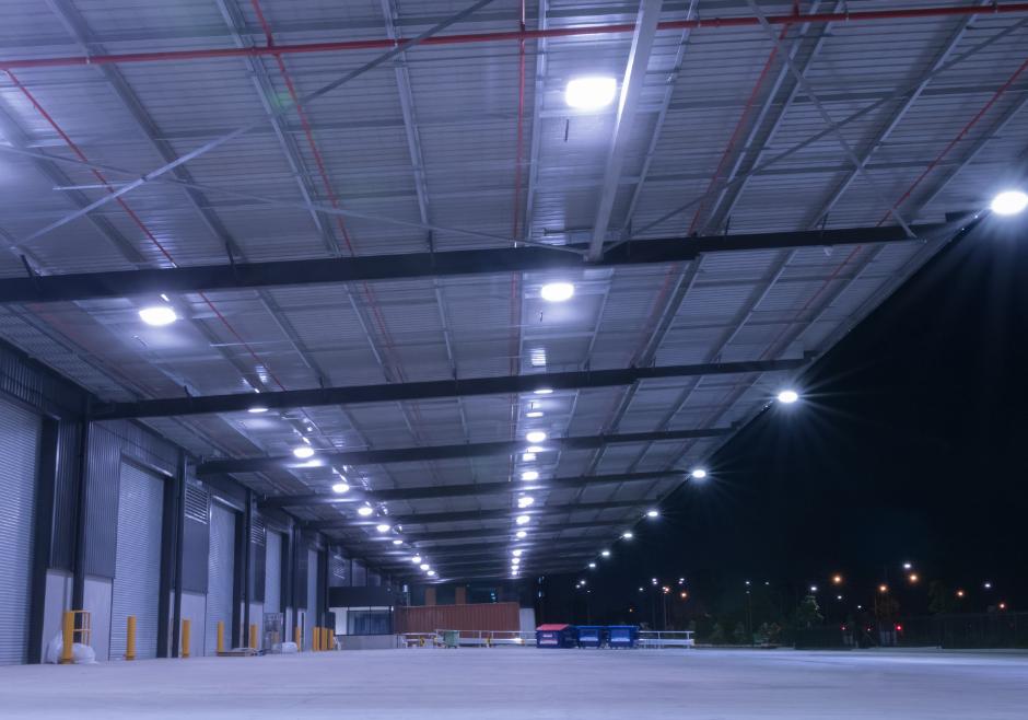 Industrial Electrical Building Lighting